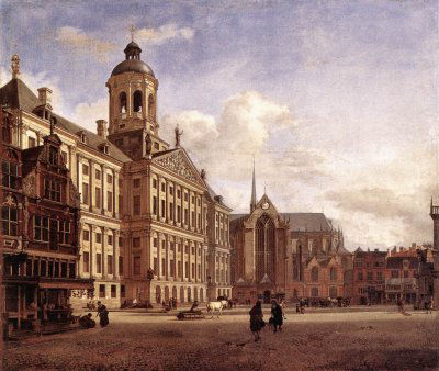 Amsterdam (New Town Hall)